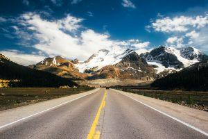 Groepsreizen Icefields Parkway