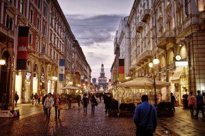 Groepsreizen naar Milaan