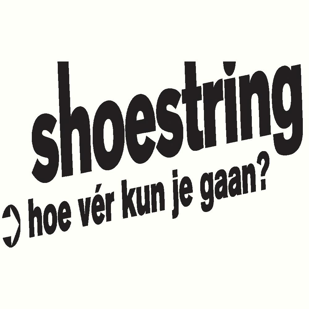Shoestring groepsreizen