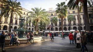 Groepsreizen naar Spanje