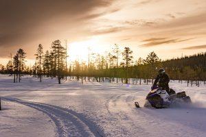 Groepsreis naar Lapland