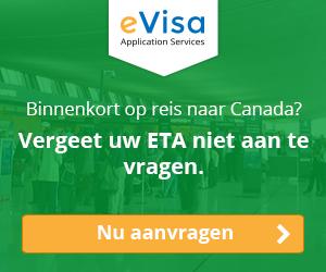 ETA aanvragen Canada